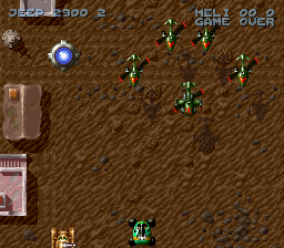 Firepower 2000 (USA) In game screenshot