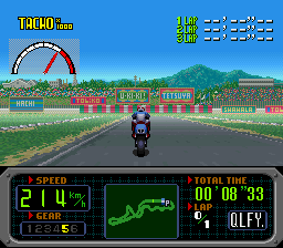 GP-1 (Japan) In game screenshot