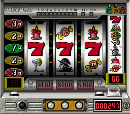Ganso Pachi-Slot Nihonichi (Japan) In game screenshot