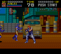Ghost Chaser Densei (Japan) In game screenshot