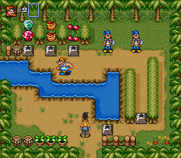Goof Troop (Europe) In game screenshot