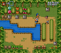 Goof Troop (Germany) In game screenshot