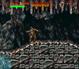 Indiana Jones' Greatest Adventures (Japan) In game screenshot