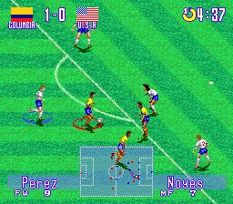 soccer snes completeroms.com