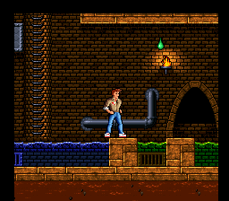 James Bond Jr. (USA) In game screenshot