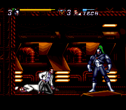 Jim Lee's WildC.A.T.S - Covert Action Teams (USA) In game screenshot