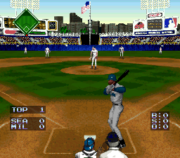 Ken Griffey Jr.'s Winning Run (USA) In game screenshot