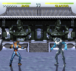 Killer Instinct (Europe) In game screenshot