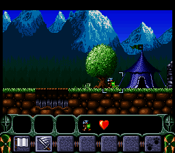 King Arthur's World (USA) (Beta) In game screenshot
