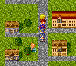 Kouryuu Densetsu Villgust - Kieta Shoujo (Japan) In game screenshot