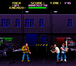 Last Action Hero (USA) In game screenshot