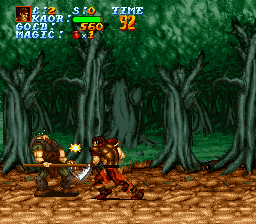 Legend (USA) (Beta) In game screenshot
