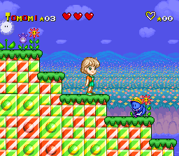 Miracle Girls (Japan) In game screenshot