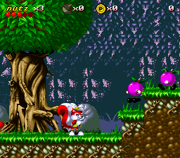 Mr Nutz (Europe) (En,Fr) In game screenshot
