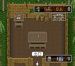 Mujintou Monogatari (Japan) In game screenshot