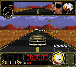 Outlander (USA) In game screenshot