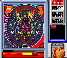 Pachinko Monogatari - Pachi-Slot mo Aru deyo!! (Japan) In game screenshot