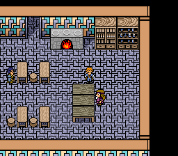 Paladin's Quest (USA) In game screenshot