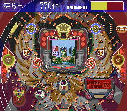 Parlor! Mini 6 - Pachinko Jikki Simulation Game (Japan) In game screenshot