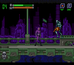 Phantom 2040 (Europe) (En,Fr,De) In game screenshot