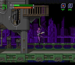 Phantom 2040 (USA) (Beta) In game screenshot
