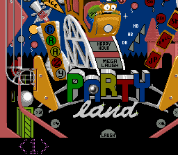 Pinball Fantasies (Europe) In game screenshot