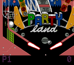 Pinball Fantasies (USA) In game screenshot