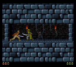 Prince of Persia (Japan) In game screenshot