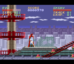 Psycho Dream (Japan) In game screenshot