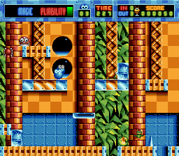 Putty Moon (Japan) In game screenshot