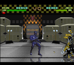 Rise of the Robots (Japan) In game screenshot