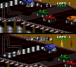 Rock n roll racing на андроид