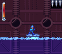 Rockman & Forte (Japan) In game screenshot