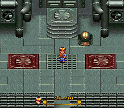 Secret of Evermore (Europe) In game screenshot