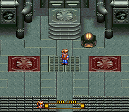Secret of Evermore (Germany) In game screenshot