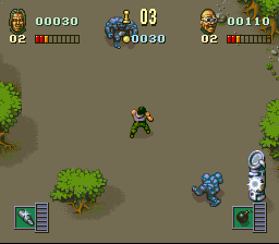 Soldiers of Fortune (USA) In game screenshot