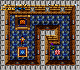 Soul Blazer (Germany) In game screenshot