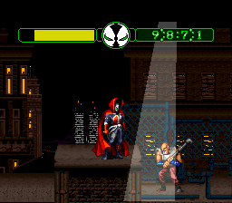 Spawn (USA) In game screenshot