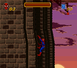 Spider-Man (USA) In game screenshot