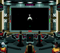 Star Trek - Starfleet Academy (USA) In game screenshot