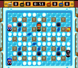 Super Bomberman 2 (Europe) In game screenshot