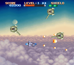 Super Earth Defense Force (USA) In game screenshot