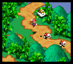 Super Mario RPG (Japan) In game screenshot