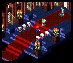 Super Mario RPG - Legend of the Seven Stars (USA) In game screenshot