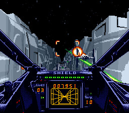 Super Star Wars (Japan) In game screenshot