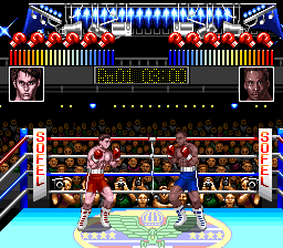 TKO Super Championship Boxing (Europe) In game screenshot