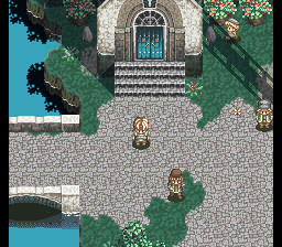 Tales of Phantasia (Japan) In game screenshot