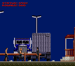 Terminator 2 - Judgment Day (USA) In game screenshot