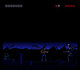 Terminator, The (USA) In game screenshot