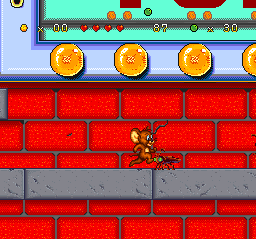 Tom & Jerry (USA) In game screenshot